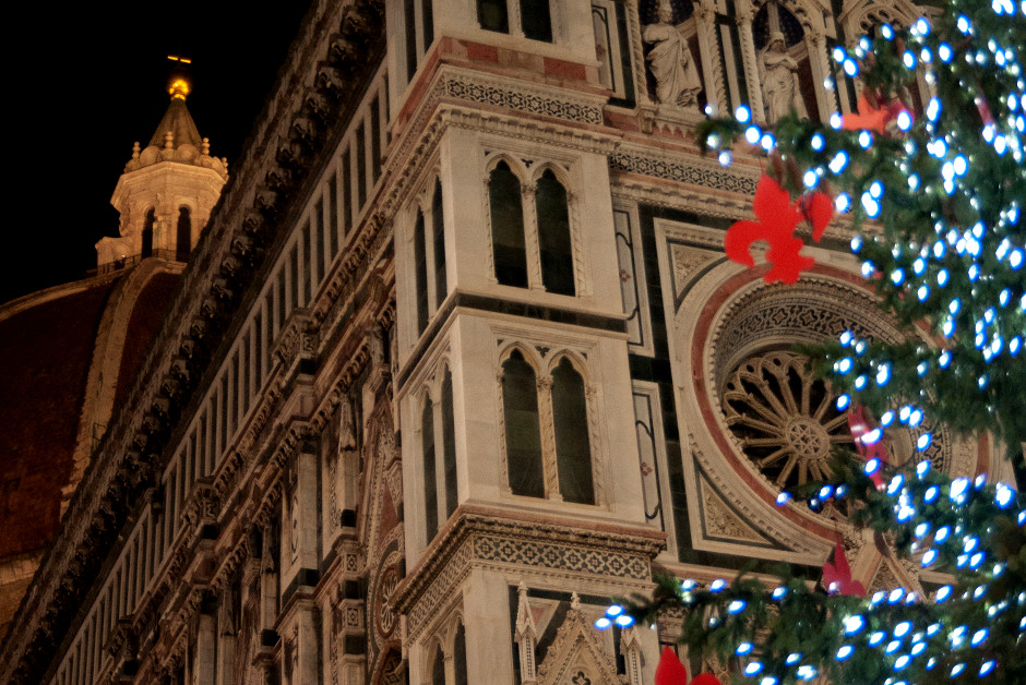Christmas markets Florence