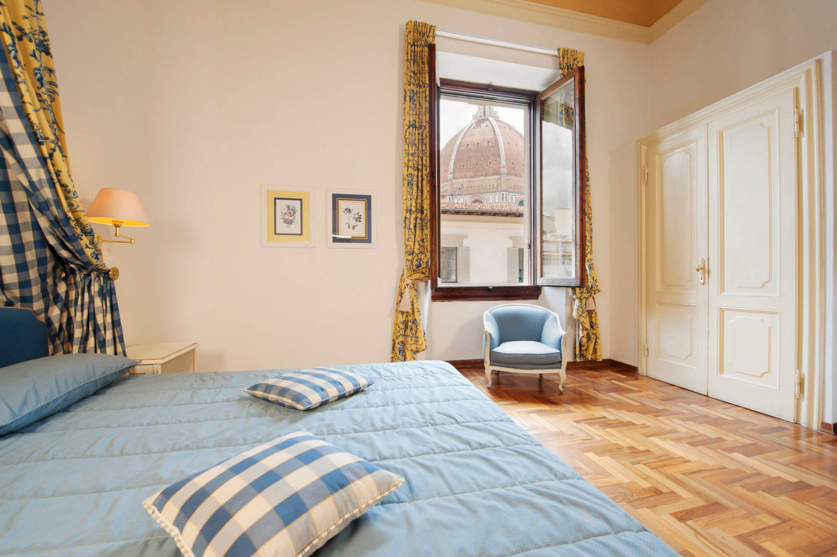 Bed And Breakfast Florence Italy Historic Center Duomo View