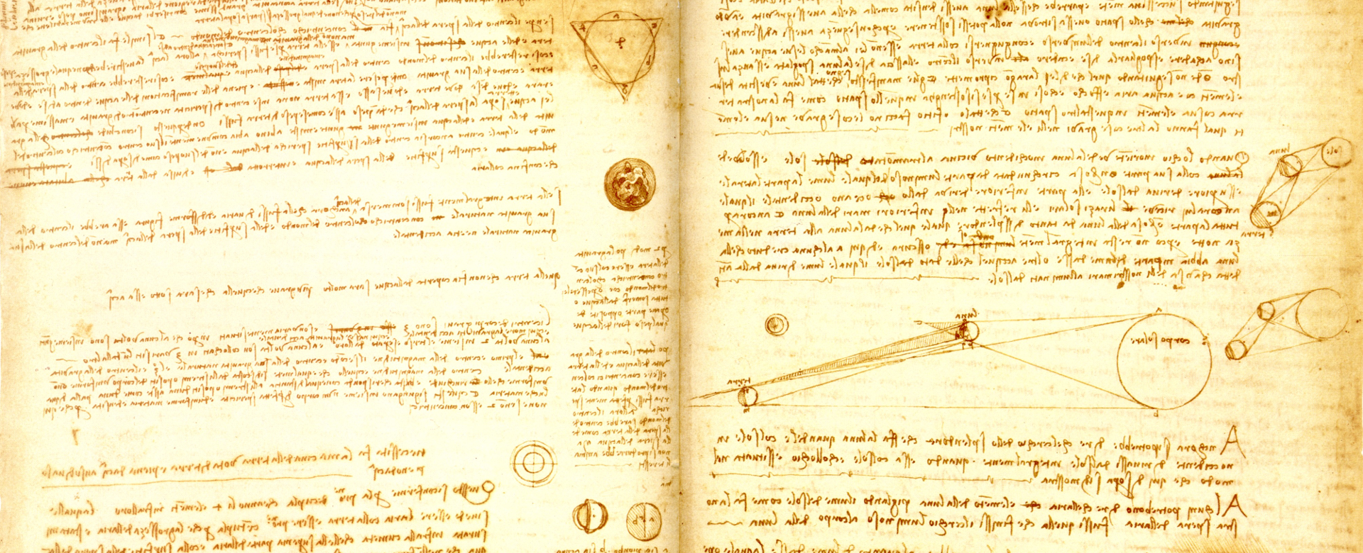 The Leicester Code of Leonardo da Vinci in Florence
