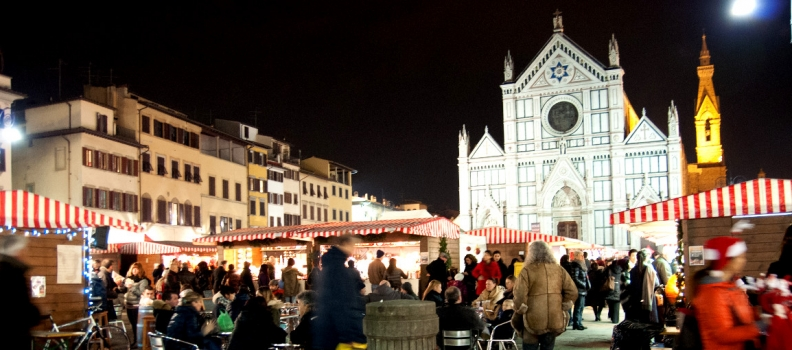 Christmas markets in Florence