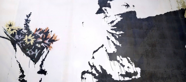 Banksy exhibition in Florence